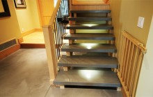 Cast Stairs